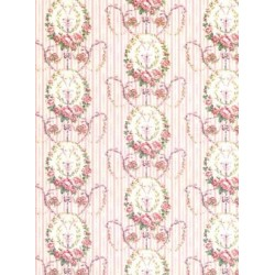 3 pack Wallpaper: Ogden's Floral, Pink
