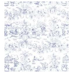 3 pack Wallpaper: Playland Toile Lilac