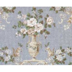 3 pack Wallpaper: Dubarry (blue)
