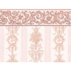 3 pack Wallpaper: Symphony Stripe, Pink