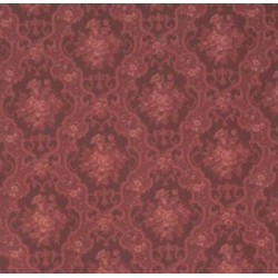 3 pack Wallpaper: English Rose, Burgundy