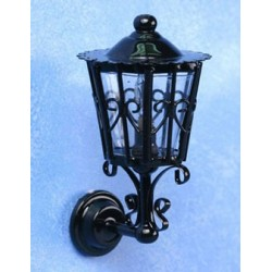 Ornate Carriage Sconce