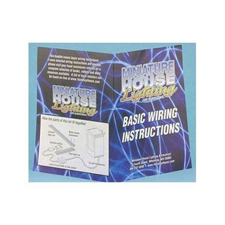 Admirable Booklet Basic Wiring Instruction How To Books Videos Wiring Cloud Hisonuggs Outletorg