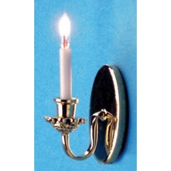 Single Wall Sconce W/Bi-Pin