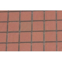 MESH MTD. PATIO BRICK