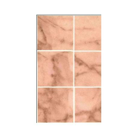 NO WAX MARBLE FLOOR: PINK