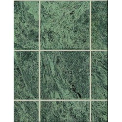NO WAX MARBLE COLOR FLR: NILE GREEN