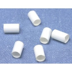 White Replacement Tubes- 6/Pk