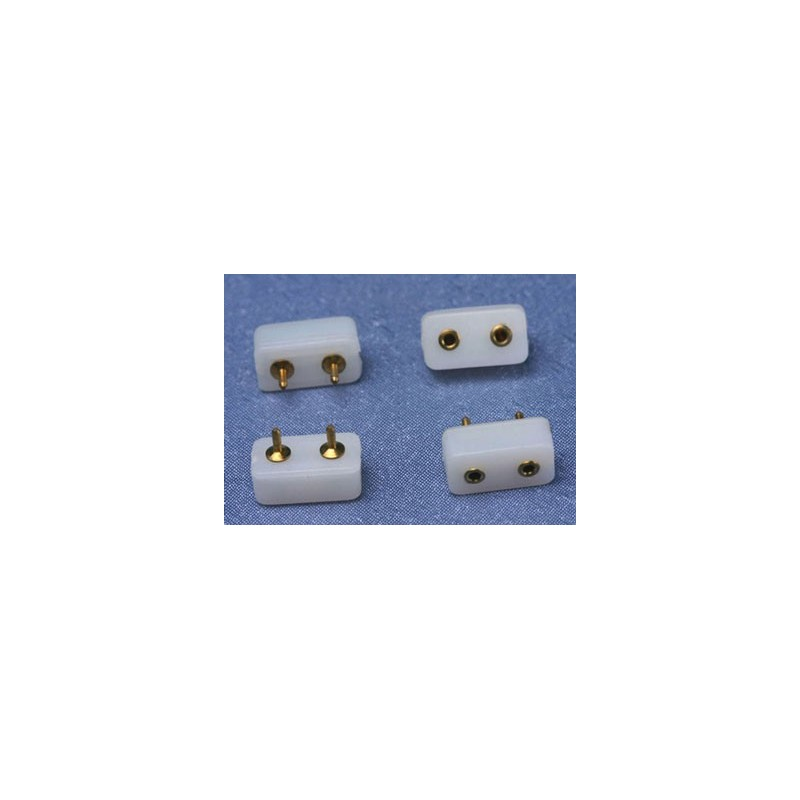 Plug In Single Wall Outlet, 4/pk
