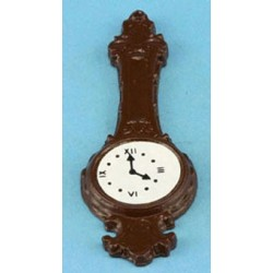 BANJO CLOCK-BROWN