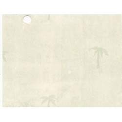 3 pack Prepasted Wallpaper: Green Palm Trees