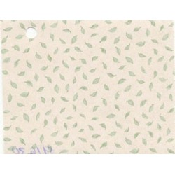 3 pack Prepasted Wallpaper: Loose Green Leaf All Over