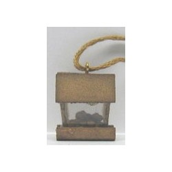 BIRD FEEDER,WOODEN