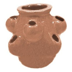 TERRA COTTA STRAWBERRY PLANTER