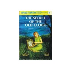 NANCY DREW, SECRET OLD CLOCK