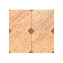"TILE: DIAMOND PARQUET, 4PK, 1/2"" Scale"