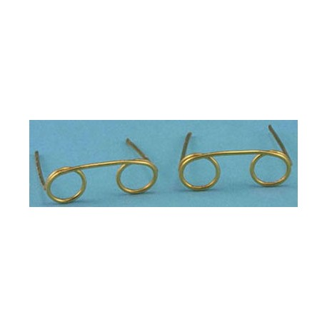 EYEGLASSES, SMALL 2PK