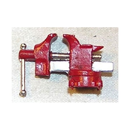 TOP MOUNTED RED VISE