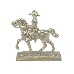 HORSE SOLDIER STATUE