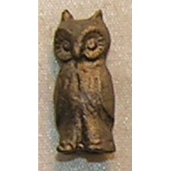 STATUE,OWL,PEWTER