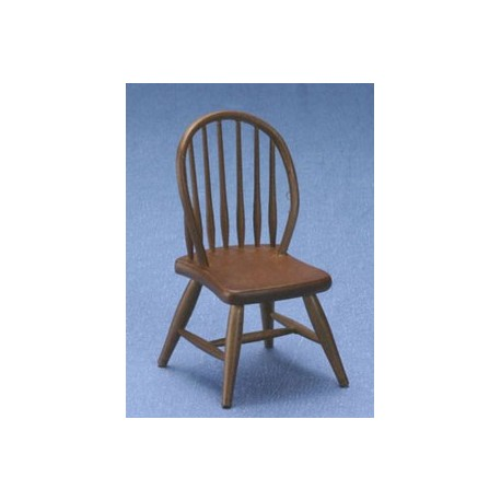 Windsor Side Chair, Walnut