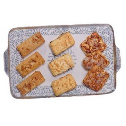ASSORTED CLUSTER COOKIES, 2PC