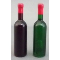 "1/2"" WINE BOTTLE - UNLABELED"