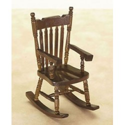 Walnut Boston Rocker