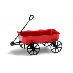 Li'L Red Wagon   Metal