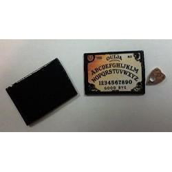 Handcrafted Dollhouse Miniature Ouija Board