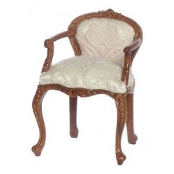 Chambre De Lula Walnut Chair