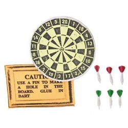 Dart Set 8 Pcs