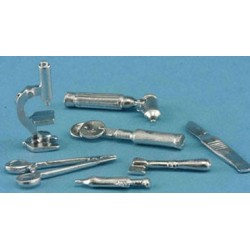 Doctor's Tools-Asst. 7 Pc Set