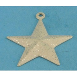 Large Star W/Sparkles