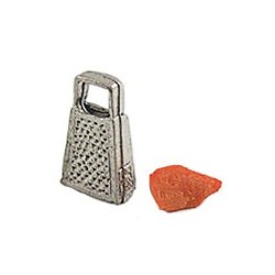 Cheese Wedge W/grater