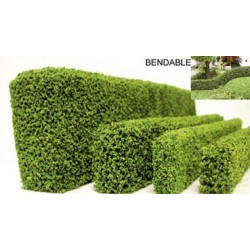 1/4 Inch Tall Hedge