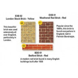 London Stock Brick, Yellow