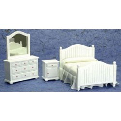 Nursery Set 5 White