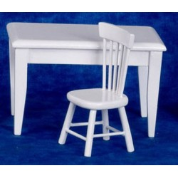Kitchen Table White
