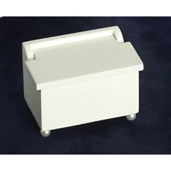 Toy Chest White Cb