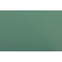 Tin Roof Panel Green 12 x 16 1 Pk