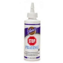 Stop Fray Fabric Glue 4oz