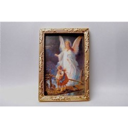 Guardian Angel Picture Framed