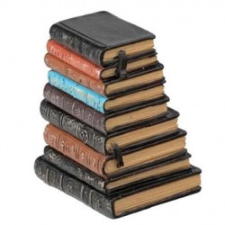 Resin Stack Of Old Books