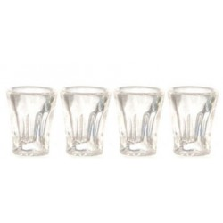 Bistro Glasses Set 4
