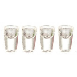 Water Glasses Set 4