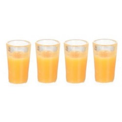 Glasses Of Orange Juice 4