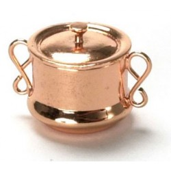 Soup Toureen Copper