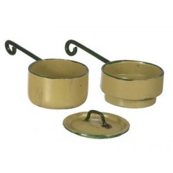 Medium Double Boiler Gold