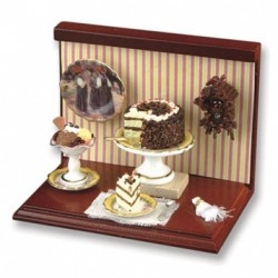 Mini Blk Forest Cake Vignette
